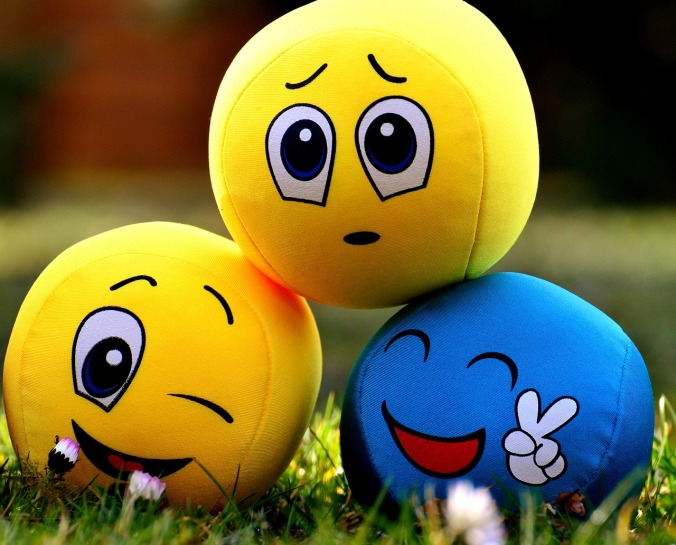 Balls Emotions Smiley Cute Smilies Funny